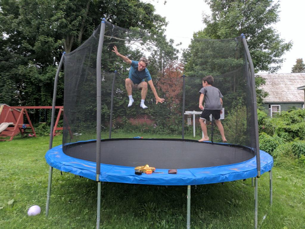 Big Bounce Spider-Man