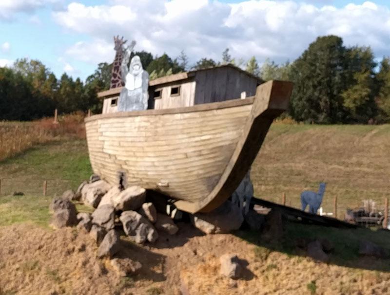Roloff Farm Noah's Arc