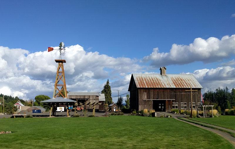 Roloff Farm Wedding Barn